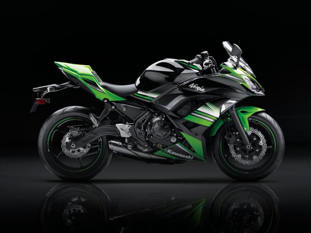 Kawasaki Ninja 650 launched