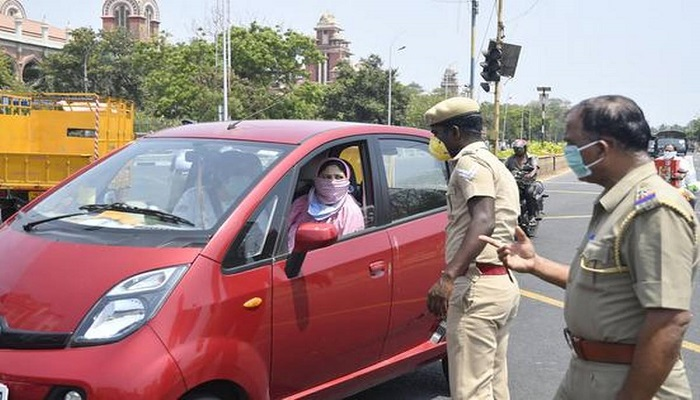 delhi lockdown relief