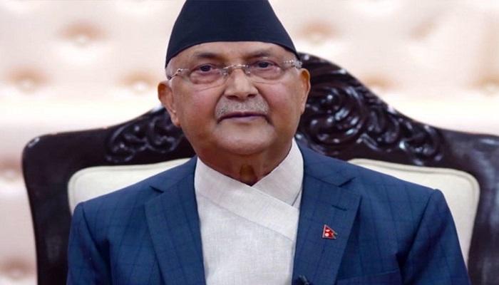 nepal pm kp oli says