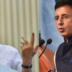 congress attacks on modi government
