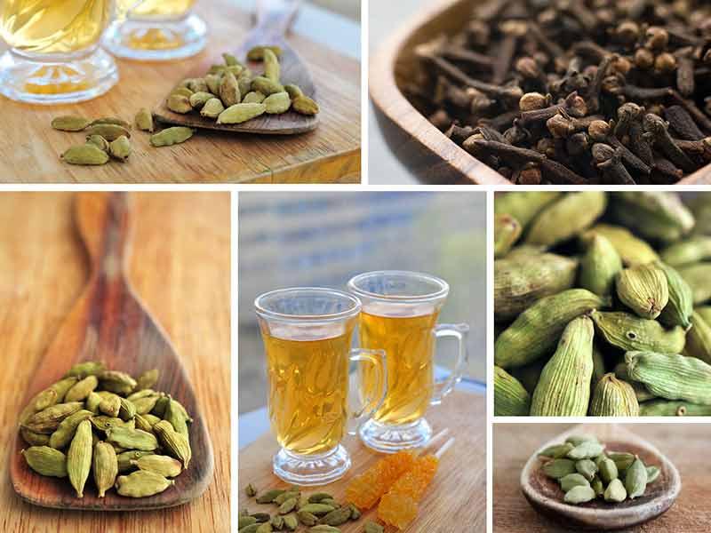Cardamom water benefits