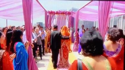 Kimi Verma wedding photo