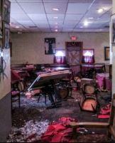 indian sikh restaurants vandalize