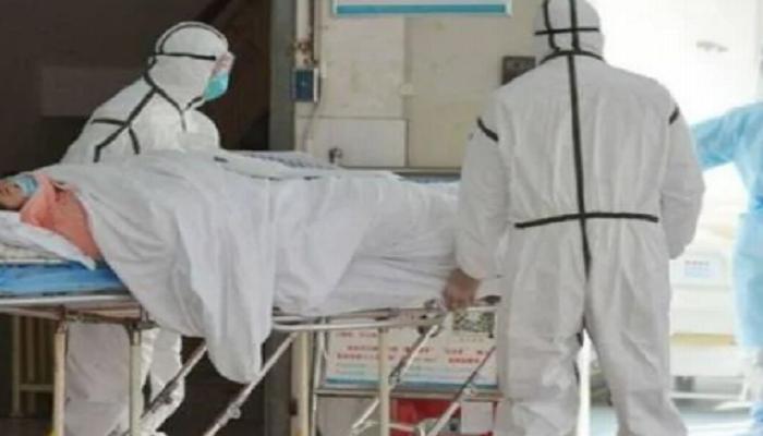 coronavirus death toll near