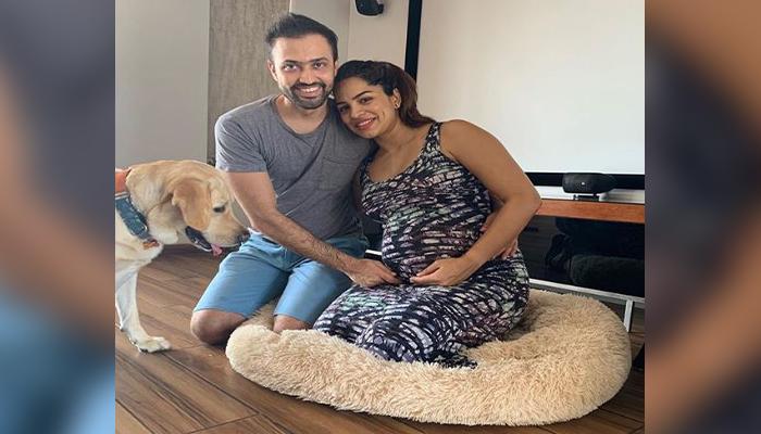 Shikha Singh blessed baby girl