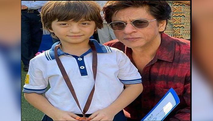 Abram Khan cute photos