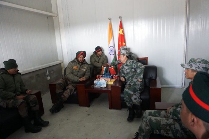 corps commander level meeting
