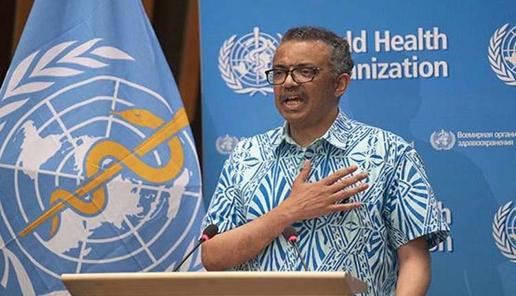 WHO Warns Pandemic Indirect