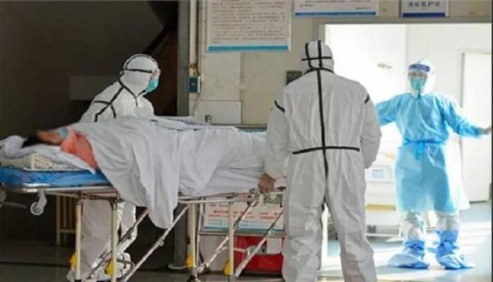 suspected patient dies