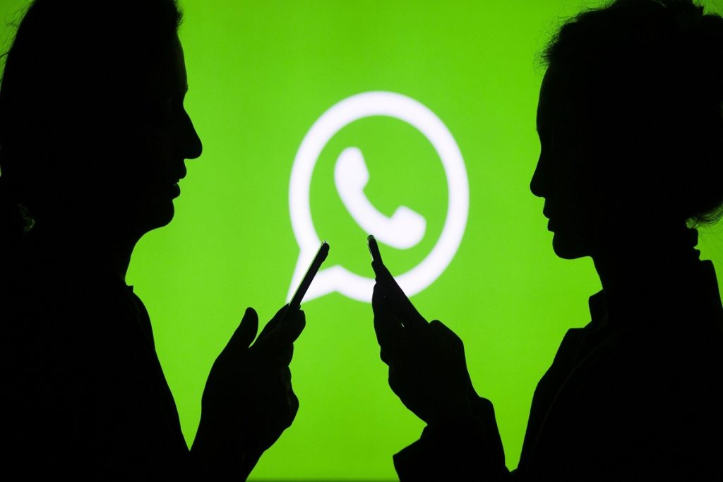 WhatsApp down in India