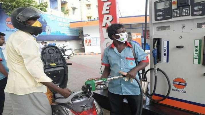 Fuel price hits record