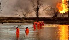 assam indian oil massive fire