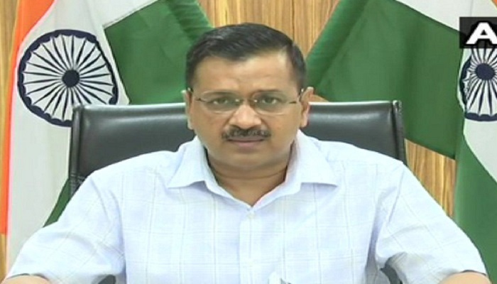 kejriwal announced delhis borders