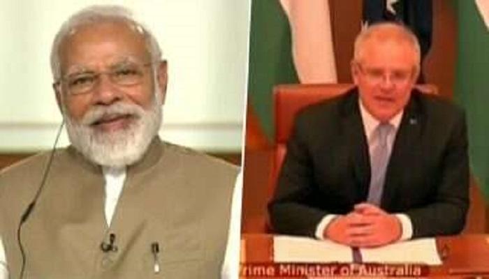 PM Modi holds virtual summit