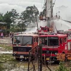 assams baghjan oil field fire