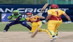european cricket series begins