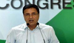 randeep surjewala said china