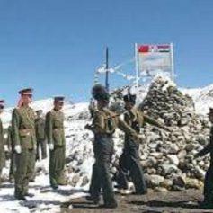 india china ladakh border issue