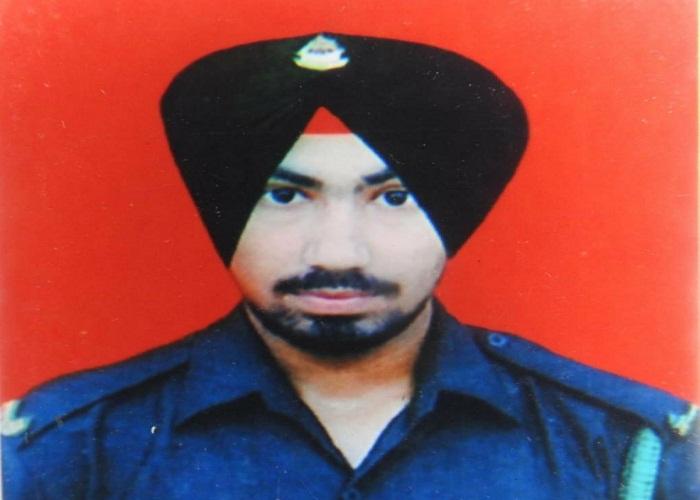 Jawan Gurcharan Singh of