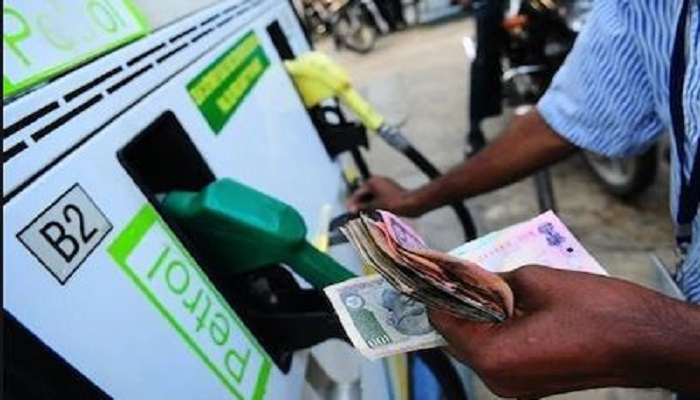 petrol and diesel prices increase