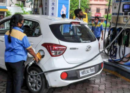 India Petrol diesel prices