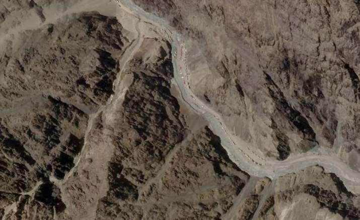 Ladakh face-off