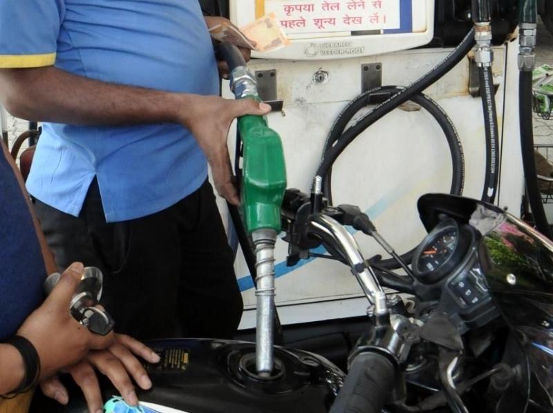 Fuel Prices rise