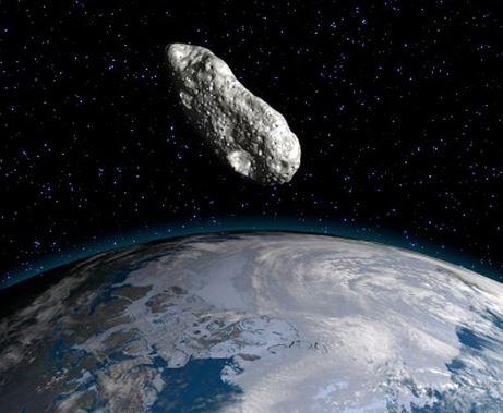 NASA detects asteroid bigger