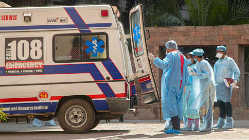India reports nearly 15000 cases