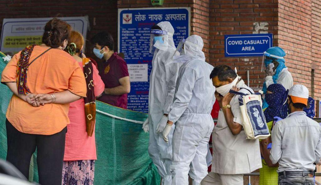 Kejriwal on hospital row