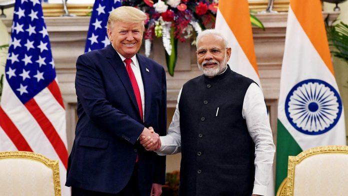 PM Modi talks Donald Trump