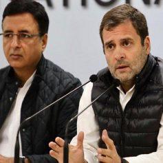 congress attack modi government says