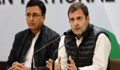 congress attack modi government says