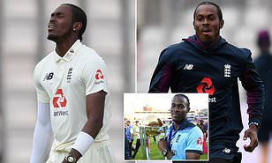 jofra archer out from second test