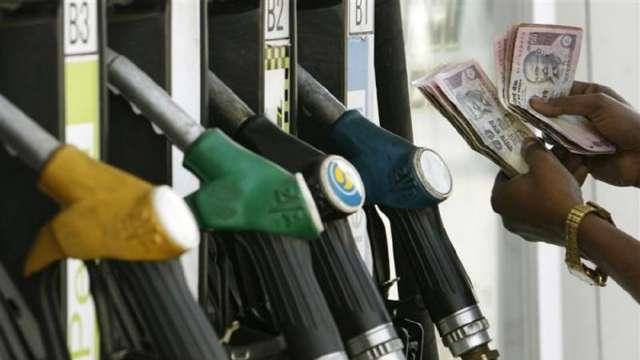petrol diesel price