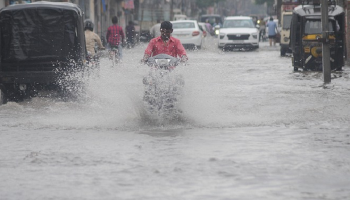 maximum 71 mm rainfall in ludhiana