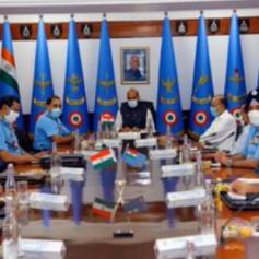 AF commanders conference in delhi