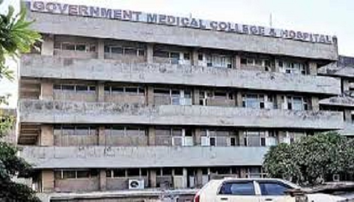 Transfer of medical college principal