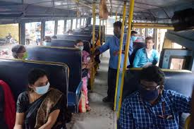To travel by bus in Punjab