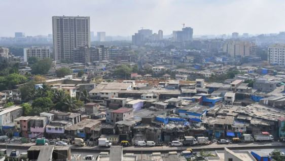 Rahul Gandhi congratulates Dharavi residents