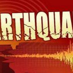 earthquake hit today
