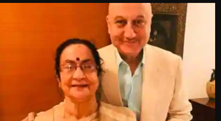 anupam mother corona positive