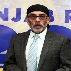 treason case filed against pannu