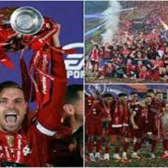 Liverpool won Premier League title