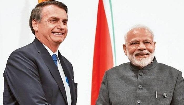 pm modi wishes president of brazil