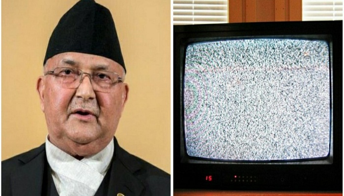 Nepal suspends all Indian news channels