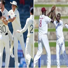 ENG Vs WI WI 1st Test Day 5