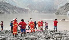 Myanmar jade mine landslide