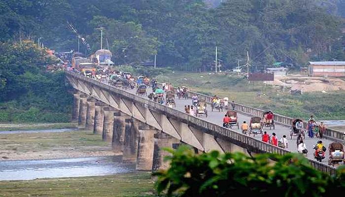 uttarakhand border bridges open