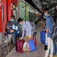 coronavirus impact railways